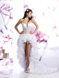 Wedding Dress: Non Traditional Wedding Dress : Sexy Wedding Dresses