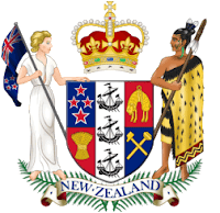 Image of New Zealand Coat of Arms