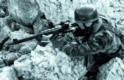 Снайперша ркка вбита німецьким