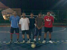 Perlawanan Persahabatan Team Futsal KSRC VS Team Taman Sentosa, Kalumpang (01/12/2008)