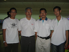 Kejohanan Tenpin Boling Campuran Berpasukan Karnival Sukan Staf UPSI Ke-4 2009, 20 April 2009