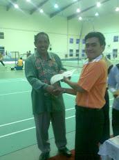 Cabaran Badminton Campuran Berpasukan 2009 Anjuran Kelab Badminton UPSI