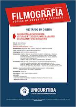 3ª Filmografia - Mondovino. 26/04/2008