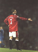 "Eric "" the King"" Cantona"