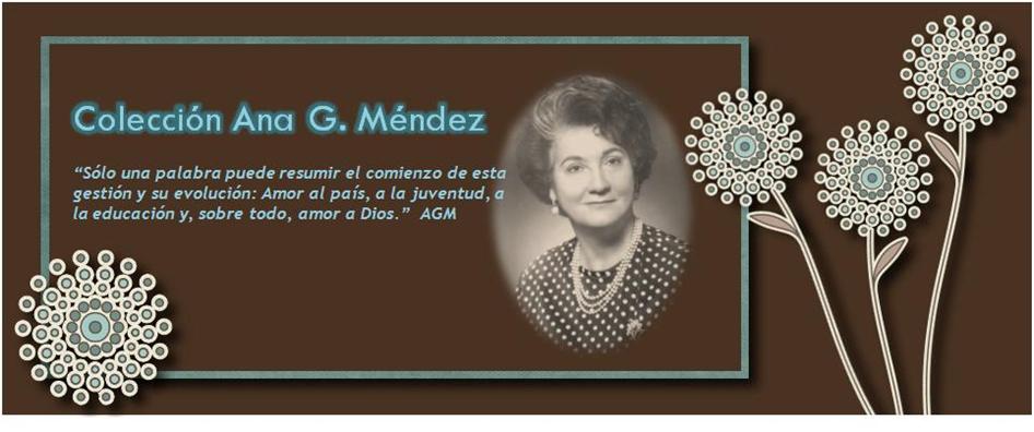 Colección Ana G. Méndez