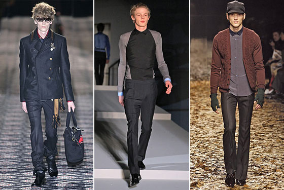 SKINNY MALE MODELS IN SUFFERING HEALTH ISSUES...NO MORE SIZE ZERO