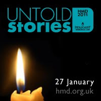 Untold Stories HMD 2011 27 Jan hmd.org.uk