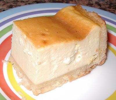 pastís de formatge