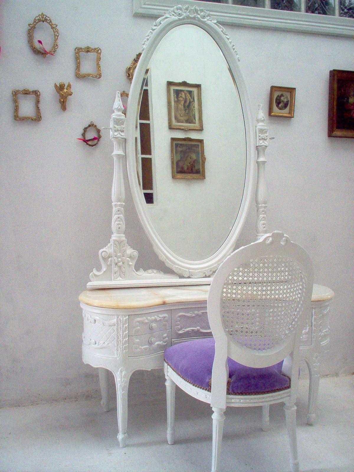 La Cabeza De Maria Antonieta Tocador Franc S Estilo
