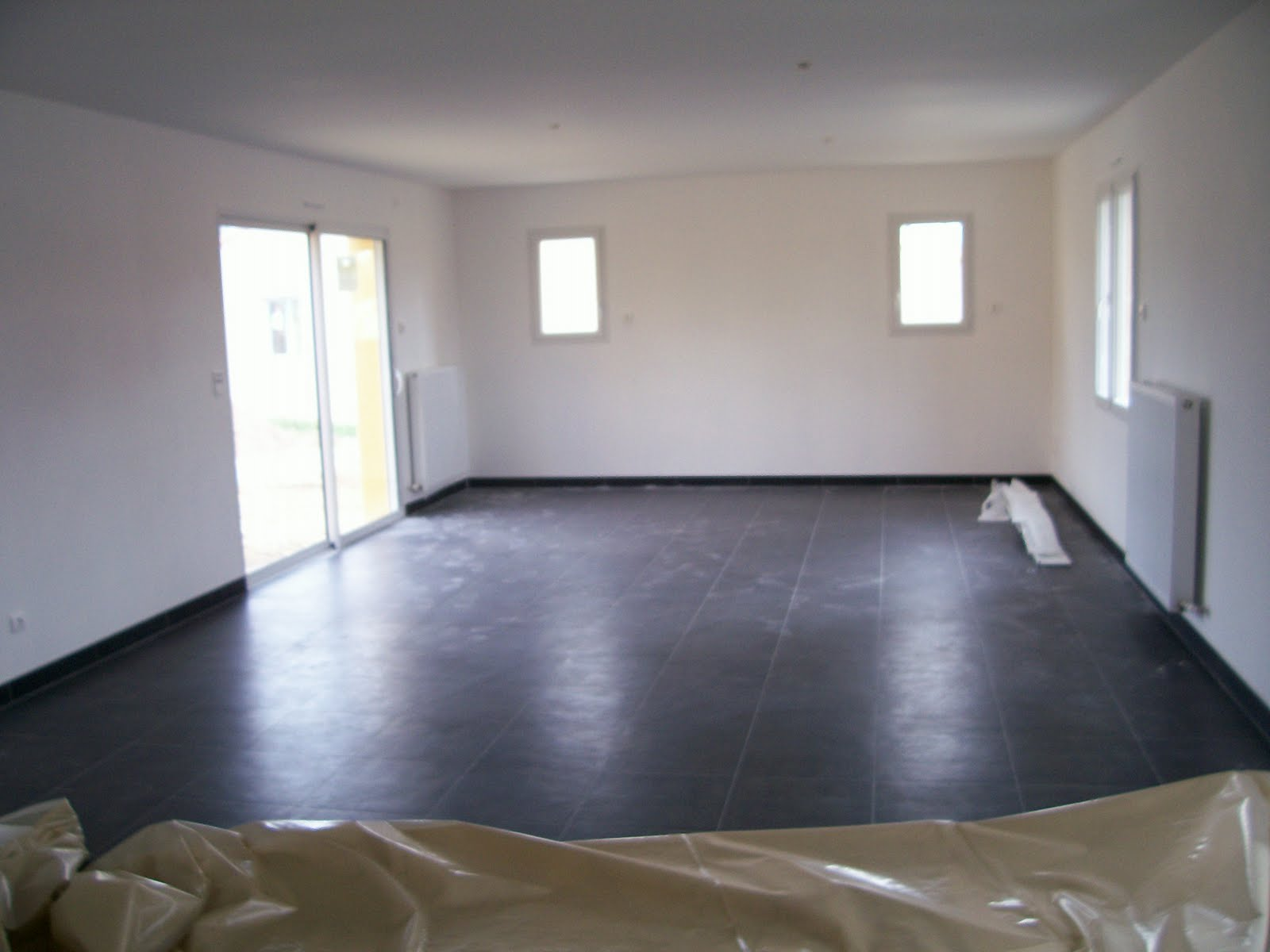 Entreprise barill re carrelage parquet for Joint carrelage noir