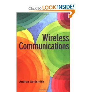 Wireless Communications - Andrea Goldsmith Book and Solution Manual