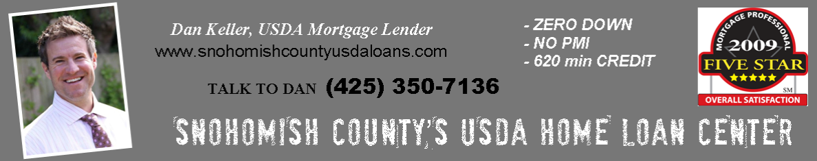 Snohomish County USDA Home Loans - USDA Mortgage, Lake Stevens, WA