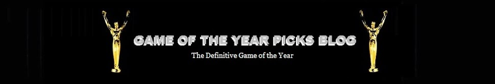 GAME OF THE YEAR PICKS BLOG