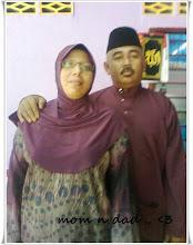 my mum n my dad ..
