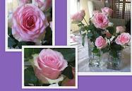 Tusen takk Randi,for disse nydelige rosene!