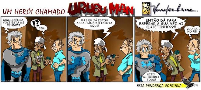 UM HEROI CHAMADO URUBU MAN IV