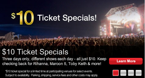 how to get good tickets on ticketmaster