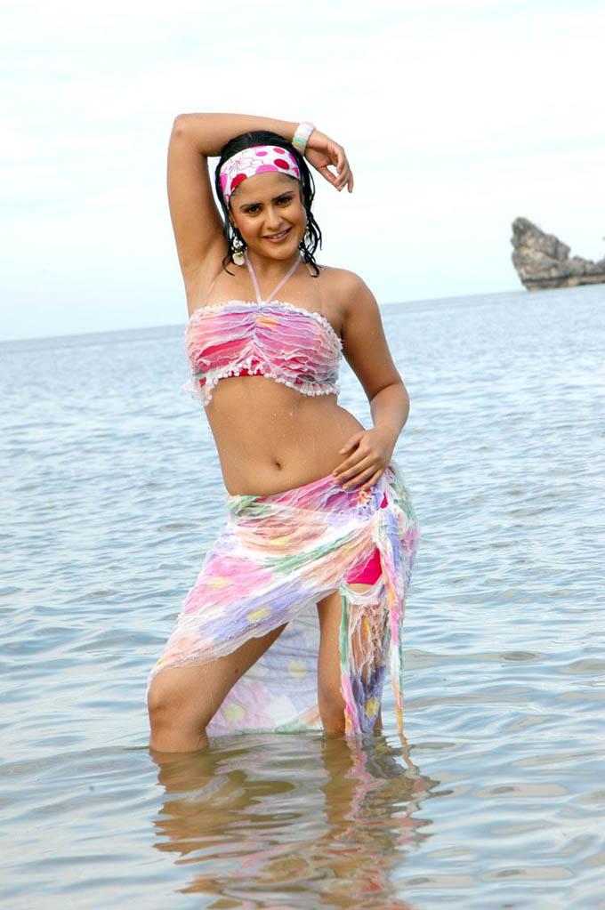Hot glamour Indian bhabhi