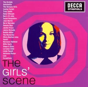 Decca Originals - The Girls Scene