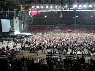 parken pladser koncert