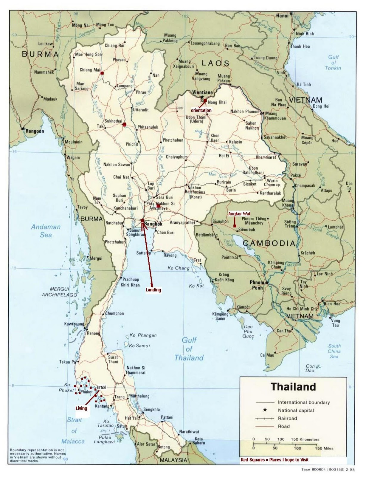 Ban Laem Thailand  city pictures gallery : ... www.vacationstogo.com/cruise port/Bangkok Laem Chabang Thailand.cfm