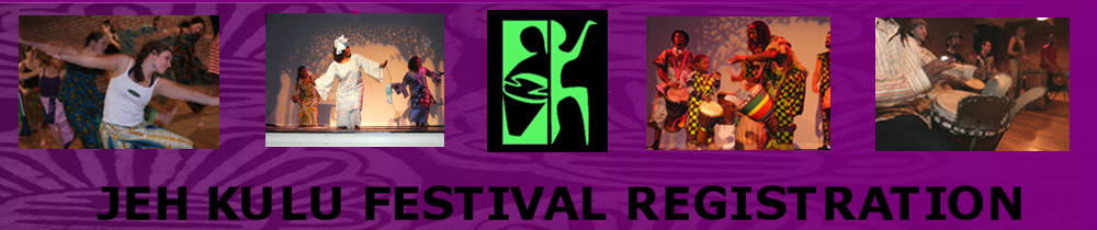 Jeh Kulu Festival Registration 2016