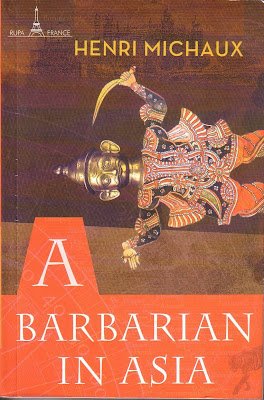 Henri Michaux a barbarian in asia