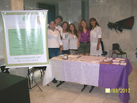 FOTO DO 5º ENCONTRO ESTADUAL DE TERAPEUTAS E PROFISSIONAIS HOLÍSTICOS - TERAPEUTAS - EQUIPE