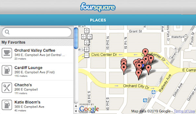 FoursquareFox