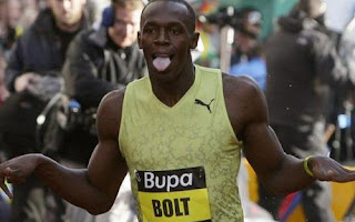 Usain Bolt dismisses Tyson Gays 100m record challenge