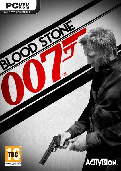 1 James Bond 007 Blood Stone