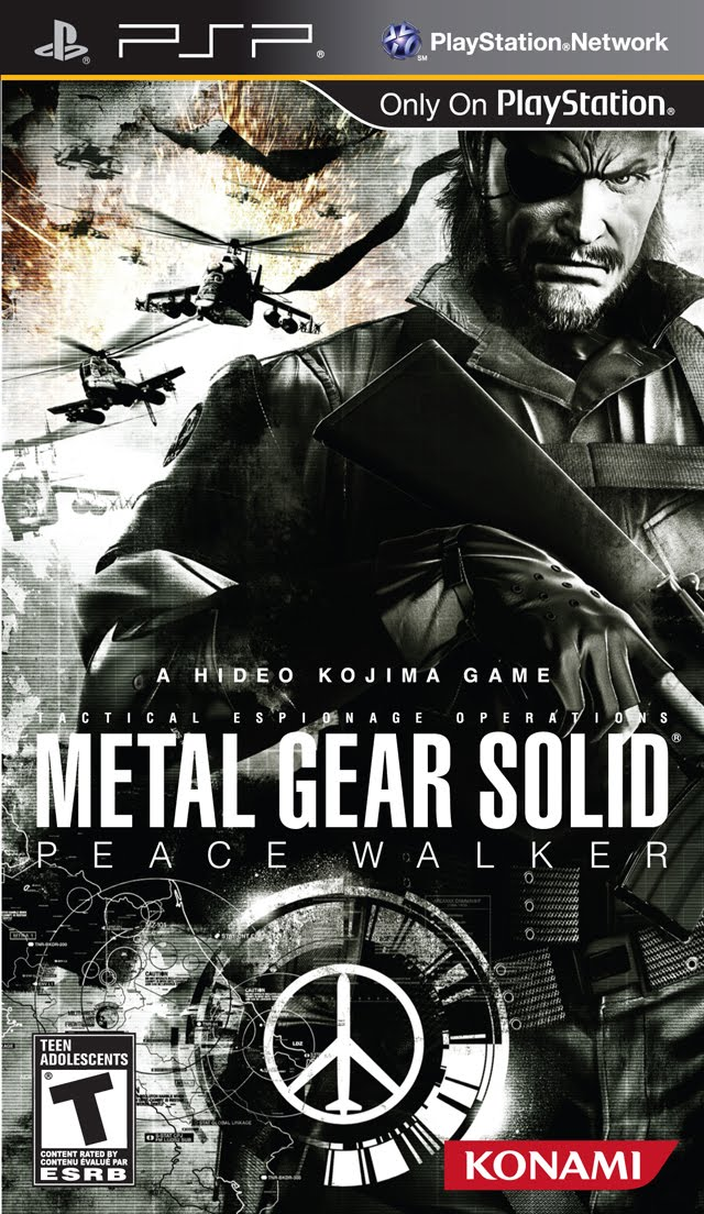 1 Metal Gear Solid: Peace Walker