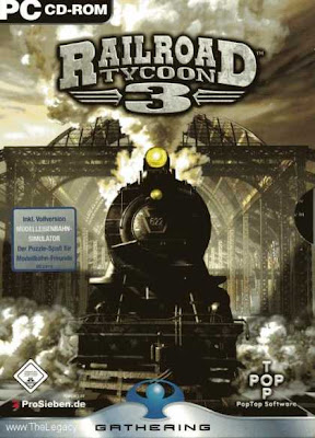 Railroad%2BTycoon%2B3 Railroad Tycoon 3
