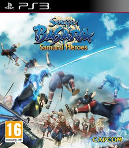 Sengoku%2BBasara%2BSamurai%2BHeroes%2BPS3 Sengoku Basara Samurai Heroes PS3