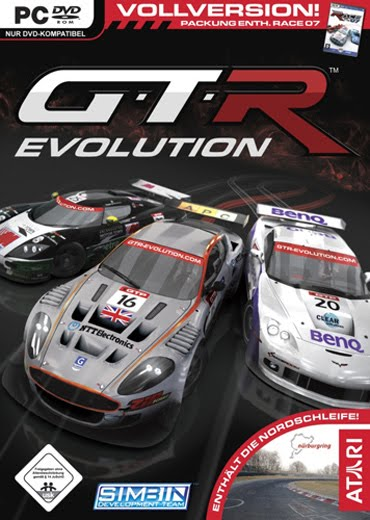 Download GTR Evolution 1 1 1 2 UDP 01 12 2011 PC ENG REPACK