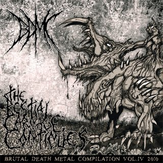 Brutal Death Metal Community Compilation Vol 4 (2010)  Brutal Death