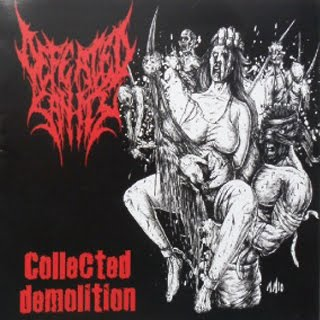 Defeated Sanity - Collected Demolition [FULL BONUS DVD] 2010