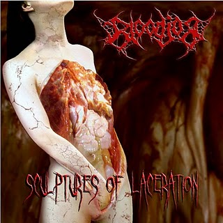 BLOODJOB - Sculptures Of Laceration (Demo 2010)