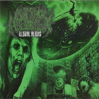 INTESTINAL ALIEN REFLUX - Illegal Aliens (2010)