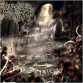 CADAVER MUTILATOR - Nechronicles