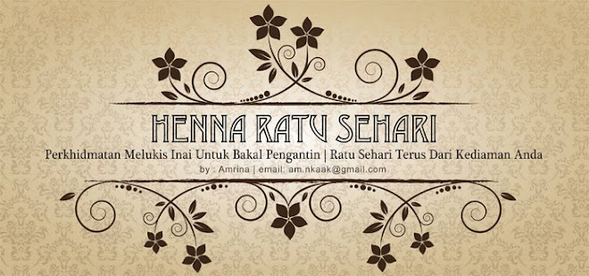 HENNA RATU SEHARI