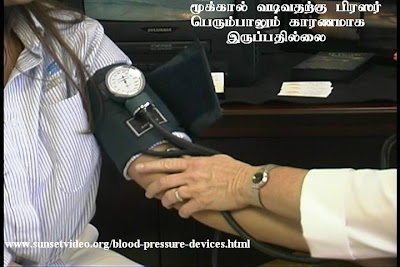 மூக்கால் இரத்தம் வடிதல் (Epistaxis) Blood-pressure+Check