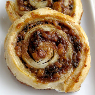 puff pastry brown sugar and walnut puff pastry swirls recipes dishmaps ...