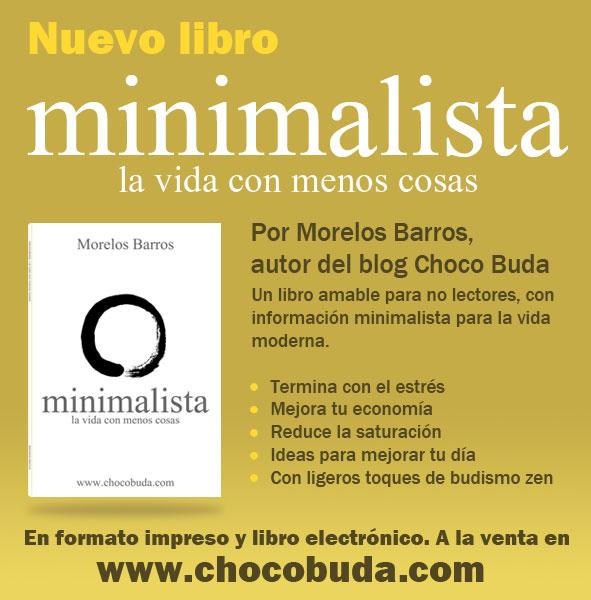 Nutricampeones minimalismo la vida con menos cosas for Minimalismo libro