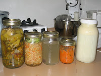 Name that Ferment (or Mason Jar Mysteries)