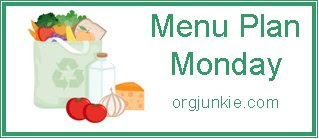 Menu Plan Monday: Under $40 Challenge