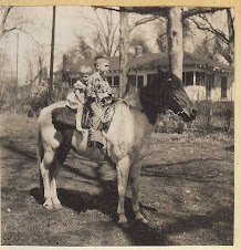 An Early Love for Horses~Hermon & Pattie Adams