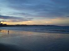 Pôr do Sol em Ponta Negra-RN