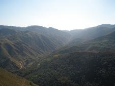 Vista da Serra de Miguel Pereira