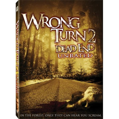 wrong turn 2. Plot:WRONG TURN 2 takes